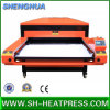 Dual Platen Twin Stations Large Format Heat Press Transfer Machine