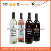 Customized Design Printed Wine Logo Wine Bottle Sticker, Label Printing