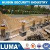 Height 600, Diameter 168mm/219mm/273mm Access Control System Automatic Hydraulic Road Bollard