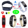 New Thinnest Bluetooth Smart Bracelet with Podemeter& Sleep Monitor C9