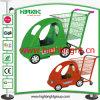 Supermarket Rentable Children Baby Shopping Stroller for Mall