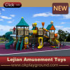 China Factory En1176 Kids Play Outdoor Plastic Playground (X1509-4)
