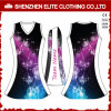 Wholesale Cheap Slim Fit Women Netball Jersey with Bibs (ELTNBJ-167)