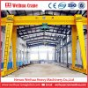 Famous Manufacturer of Electric Double Girder Gantry Crane