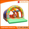 2018 New Design Inflatable Jumping Moonwalk Bouncy House (T1-711)