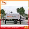 Sp50.10.60d China Factory Stationary Concrete Pump with Ce Certification