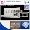 High Speed Automatic Plastic Cups Dome-Lids Blister Packing Machine