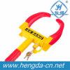 Heavy Duty Anti-Theft Tire Wheel Clamp Lock (YH9135)