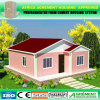 Modern Low Cost Color Steel Single Steel Sheet Solar Prefab House