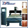 Single Head CNC Wood Router, CNC Cutting Machine for Furniture Relief