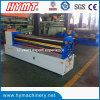 W11f-4X3200 Mechanical Type 3 Roller Bending forming rolling Machine