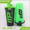 Whey Protein Dual Shaker Bottle with Two Mouth