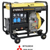 Lobby 4kw Power Genset (BM6500EW)
