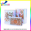 Custom Luxury Hollow out Design Packaging Boxes with Hot Stamping