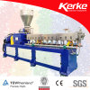 Water Cooling Cutting System PA+Graphene Pelletizing Extruder Machine for Sale