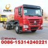 Good Condition 10 Tires Used Sinotruck HOWO Tractor Head Truck with Great Condition for Africa