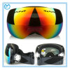 Protective Ski Snow Goggles with Interchangeable PC Lens