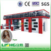 8 Colors High Quality Flexographic Ci Type Printing Machine