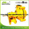 Acid Proof Thickener Underflow Mineral Processing Slurry Pump