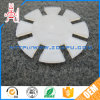 Equipment Customized Plastic Parts CNC Teflon Spacer PTFE Spacer