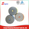 Polishing Usage and Nylon Material Floor Scouring Pad