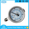 2.5inch-63mm Full Stainless Steel Bottom Type 100psi Pressure Gauge Manometer
