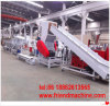 Polyethylene Polypropylene Plastic Bag Film Washing Recycling Machinery