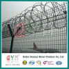 High Security Razor Wire Airport Fence/ Y Type Post Airport Fence
