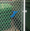 Hot Dipped Galvanized Chain Link Fencing Mesh