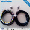 Hot Runner Coil Heater with Stainless Steel Braided Leadwire