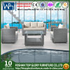 Outdoor Lounge Sets 3+1+1 Patio Garden Furniture Sofas with Cushion Tg-Jw803