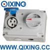 International Standard Socket with Switches and Mechanical Interlock (QX7274)