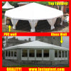 China Factory PVC Multi Side Tent for Conference Diameter 8m 60 People Seater Guest
