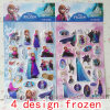 Wholesale 13.5X29cm Frozen Cartoon Stickers