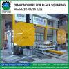 Block Squaring Plastic Diamond Wire Saw for CNC Block Squaring Machine