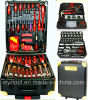 186PCS Swiss Kraft Trolley Household Tool Kit (FY186A-G-1)