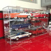 New Acrylic Diecast Display Case with Mirror for Six (6) 1: 18 Scale Collectibles