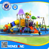Amusement Kids Outdoor Playground Equipment with Slide and Swing Set Yl- K168