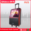 Shinco Professional 14 Inches Trolley Speaker with TFT LCD Screen