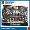 Shanghai Globalsign Hot Selling Sublimation Printed Polyester Banners (DSP06)
