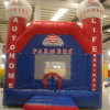 Inflatable Small Bouncer Castles
