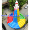 PVC Rock Inflatable Climbing Wall/Amusement Park Inflatable Rock Climbing Wall