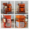Hr1-10 Eco Mauina Interlocking Brick Making Machine