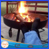 Round Large Indoor Outdoor Fire Place Fire Bowl