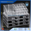 2016 Transparent Plastic 6 Drawer Acrylic Makeup Organizer