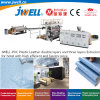 Jwell-PVC Plastic Leather Double Layers and Three Layers Recycling Agricultural Extrusion Making Machine for Hotel with High Efficient and Factory Price