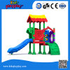 Custom Commercial Large Plastic Colorful Creative Outdoor Kids Playground Equipment