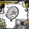 Original Enerpac Test System Gauges T-6003L