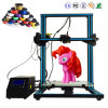 2018 Upgraded Professional Desktop FDM 3D Printer DIY Printing Kit