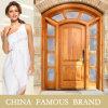 New Trendy Environmental Protect Solid Wooden Door